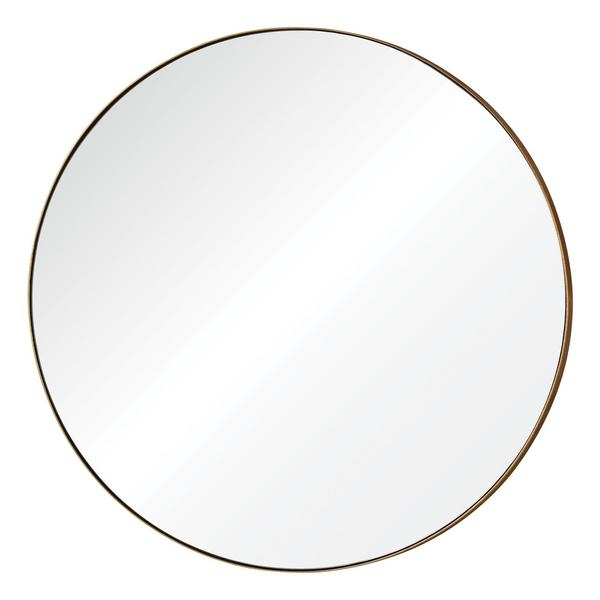 Renwil Oryx Round Glass Mirror
