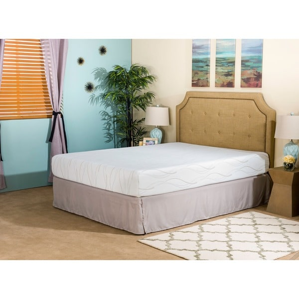 Dream Pro Restore Lunair Queen Size Gel Memory Foam Mattress