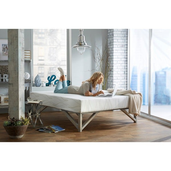 Dream Pro Restore Lunair Full Size Gel Memory Foam Mattress
