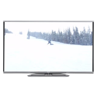 Sharp LC70LE857U Aquos Quattron 70-inch 1080p 240Hz 3D LED HDTV with 2 pair of 3D Glasses (Refurbished)