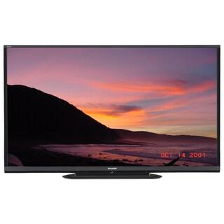 Sharp LC60LE550U Aquos 60-inch 1080p 120Hz LED HDTV (Refurbished)