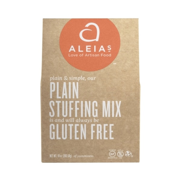 Aleia's Gluten-free Plain Stuffing Mix (2 Pack)