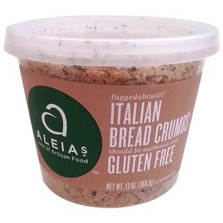 Aleia's Gluten-free Italian Bread Crumbs (2 Pack)