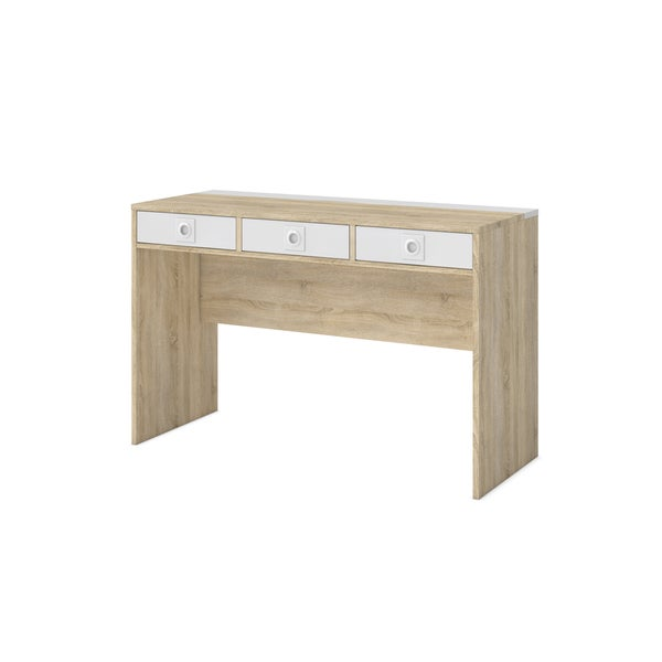 Whitman Plus 3-drawer Wesley Desk