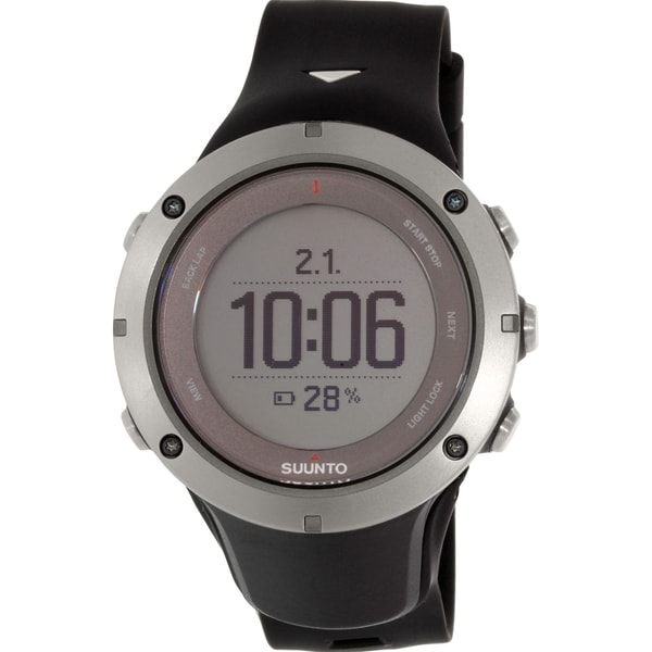 Suunto Ambit3 Peak GPS Sapphire Watch Sapphire, One Size