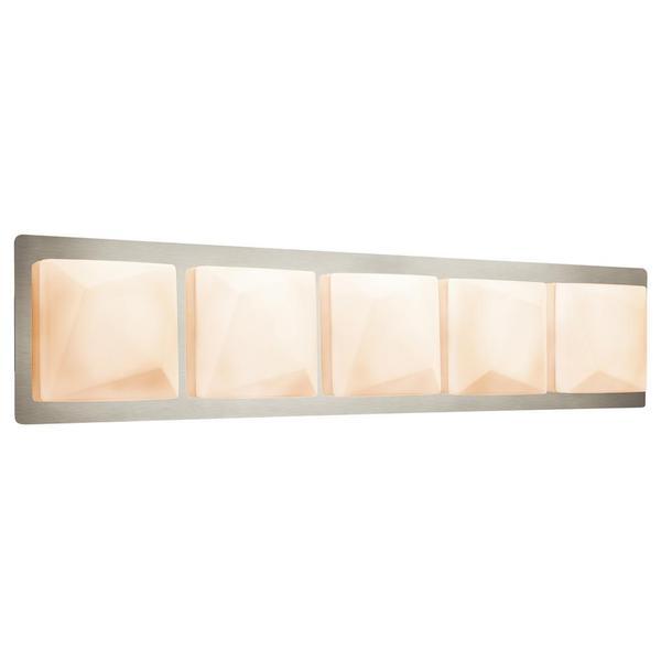 Kichler Lighting Contemporary 10-light Chrome Bath/Vanity Light