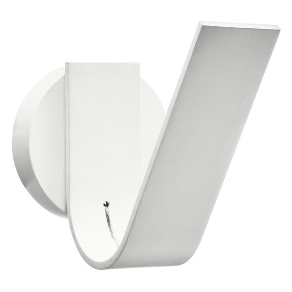 Kichler Lighting Contemporary LED White Wall Sconce