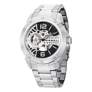 Stuhrling Original Men's Automatic legacy Stainless Steel Bracelet Watch