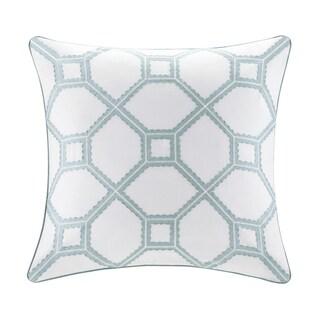 Harbor House Flourish Cotton Throw Pillow