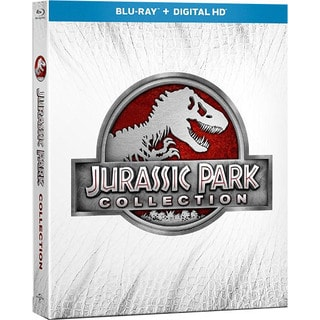 Jurassic Park Collection (Blu-ray Disc)