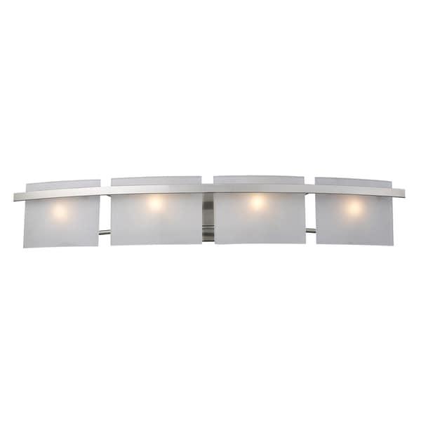 ELK Briston 4-Light Vanity in Satin Nickel 14957364