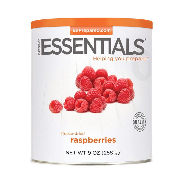 Emergency Essentials Freeze-dried Raspberries