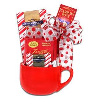 Ghirardelli Latte Mug Gift Set