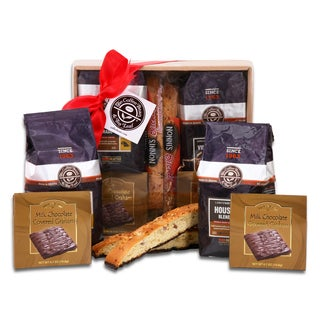 Coffee Bean and Tea Leaf Coffee Essentials Gift Basket