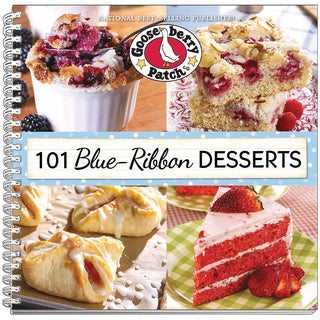 101 Blue-Ribbon Desserts-