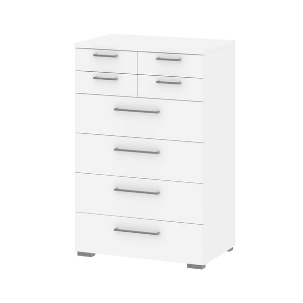 Aria 8-drawer Oak Chest