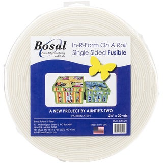 "In-R-Form Unique Fusible Foam Stabilizer-2.25""X20yd"