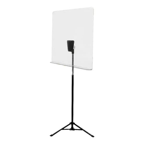 Manhasset #2000 Clear Lexan Polycarbonate Acoustic Shield