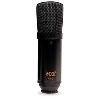 MXL 440 Multipurpose Studio Condenser Microphone