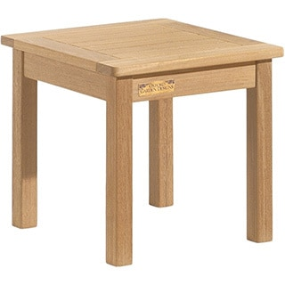 Oxford Garden Classic 18-inch End Table