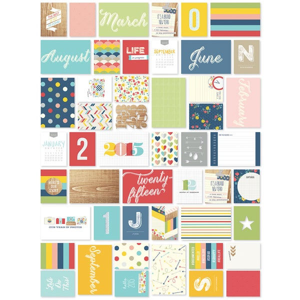 Sn@p! Life Documented Cards 152/Pkg-2015