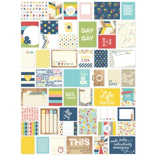 Sn@p! Life Documented Cards 152/Pkg-Everyday