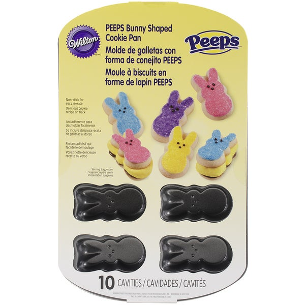 Cookie Pan -Peeps 10 Cavity