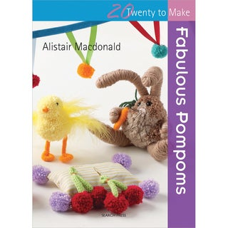 Search Press Books-20 To Make Fabulous Pompoms