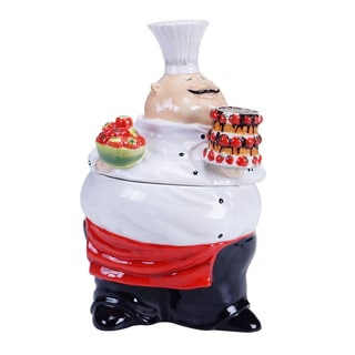Chef Special 3-D Cookie Jar