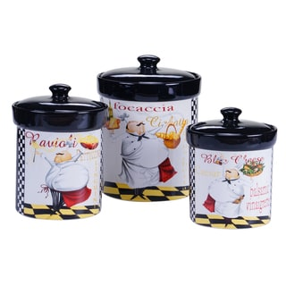 Chef Special Canisters (Set of 3)