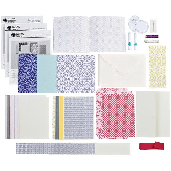 Martha Stewart Book Making Kit-