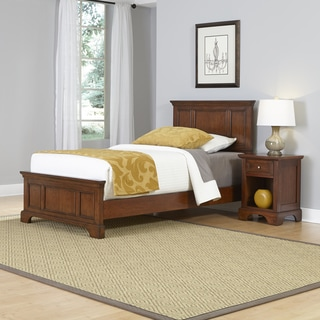 Chesapeake Twin Bed and Night Stand