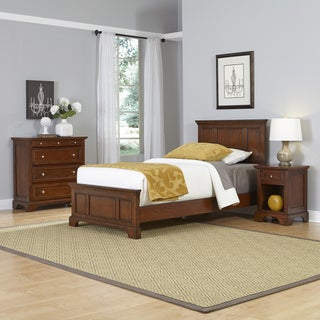 Chesapeake Twin Bed, Night Stand, and Chest