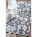 nuLOOM Handmade Modern Abstract Rug (7'6 x 9'6)