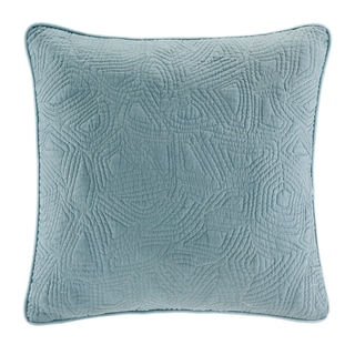 Harbor House Belcourt Cotton Quilted Throw Pillow