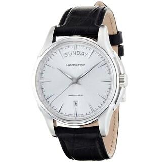 Hamilton Men's H32505751 Jazzmaster Silver Watch