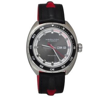 Hamilton Men's H35415781 Pan Europ Auto Grey Watch
