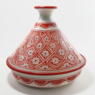 Le Souk Ceramique Nejma Design Serving Tagine (Tunisia)