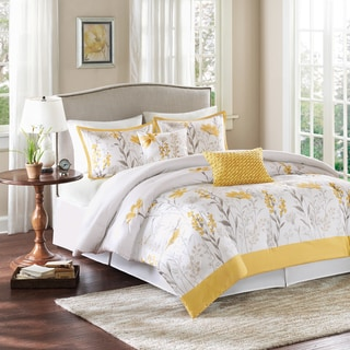 Harbor House Meadow 4-Piece Cotton Comforter Set
