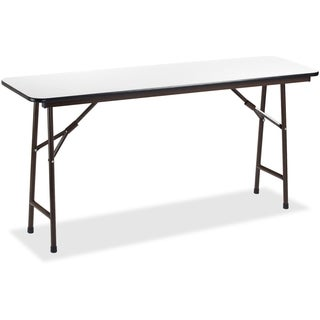 Lorell Grey Folding Banquet Table