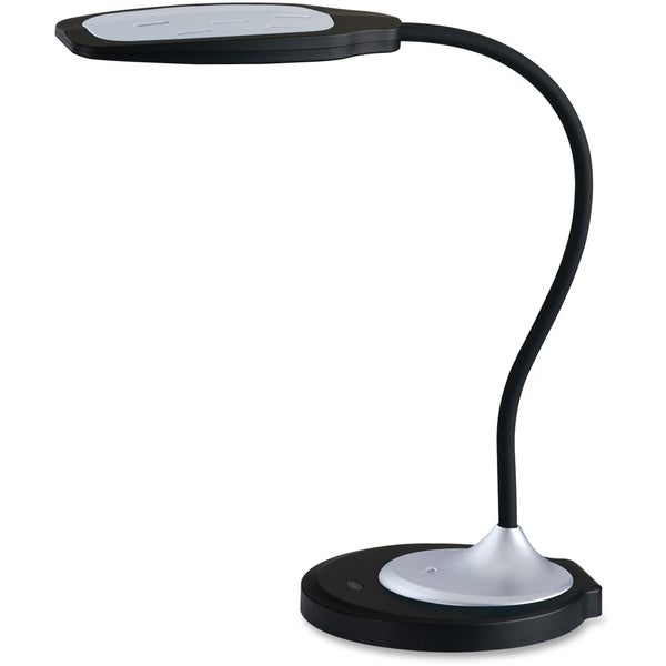 Lorell USB Charger LED Table Lamp