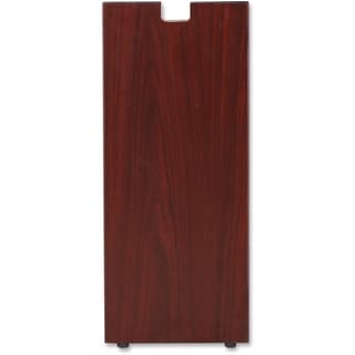 Lorell Essentials Srs Cherry Laminate Accessories Leg Credenza