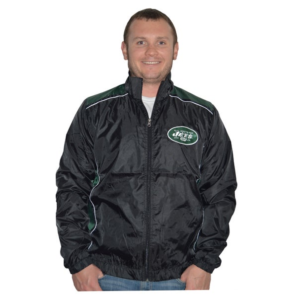 New York Jets Lightweight Full Zip Jacket
