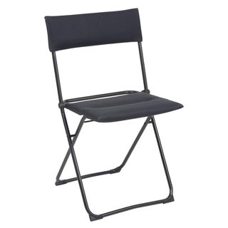 Anytime Air Comfort Folding Chairs (Set of 2)