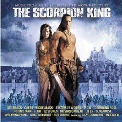 Various - The Scorpion King (OST)