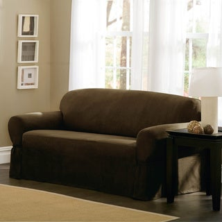 Maytex Faux Suede Sofa Slipcover