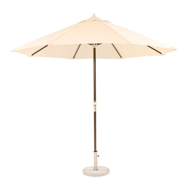 Panama Jack Island Breeze 2 Piece Cream Umbrella
