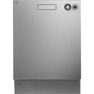 Asko D5424XLS Stainless Steel Full Console Dishwasher
