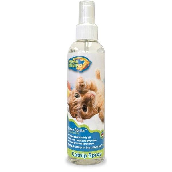 Cosmic Cat Frisky Spritz Catnip Spray