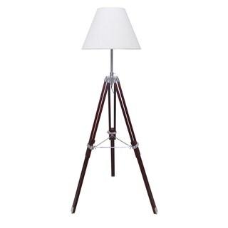 Contempo Lights Artech Adjustable Tripod Floor Lamp